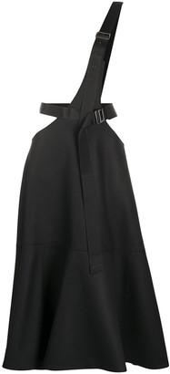 Junya Watanabe Shoulder Strap Midi Skirt