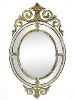 One Kings Lane Vintage Venetian-Style Mirror