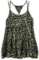 Vintage Havana Girls' Boho Floral Print Dress - Sizes S-XL