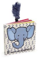 "Jellycat If I Were An Elephant"" Book"