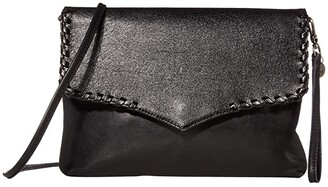 The Sak Legend Clutch Crossbody by Collective (Black) Handbags