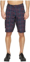 Pearl Izumi Canyon Shorts - Plaid Men's Shorts