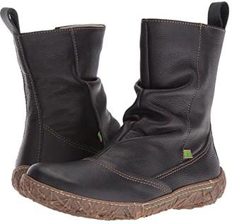 El Naturalista Nido N722 (Black) Women's Shoes