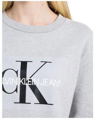 Calvin Klein Jeans Core Monogram Logo Sweatshirt
