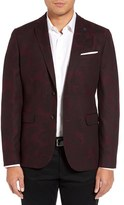 Ted Baker Men's Ellis Trim Fit Jacquard Jacket