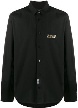 Versace Logo Detail Shirt