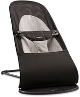 BABYBJÖRN Bouncer Balance Soft in Black/Grey Mesh