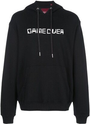 Mostly Heard Rarely Seen 8-Bit Game over hoodie