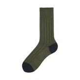 Uniqlo MEN Rib Socks