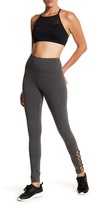 Steve Madden High Waist Solid Cutout Leggings