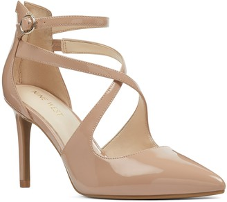 Nine West Elilah Women's Strappy High Heels