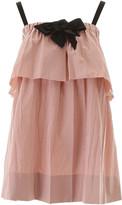 N°21 N.21 Bow Mini Dress