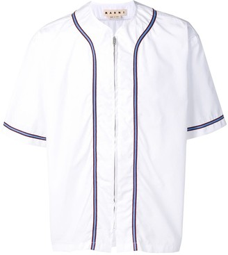 Marni Zip-Up Shirt