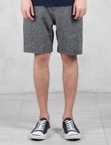 Wings + Horns Linen Utility Shorts