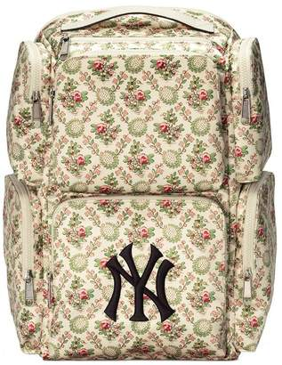 Gucci Large backpack with NY YankeesTM patch