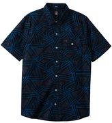 Volcom Men's Berry Short Sleeve Button Up Shirt 8133322