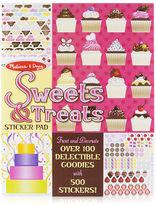 Melissa & Doug NEW Sweets & Treats Sticker Pad