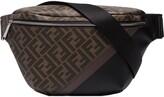 Fendi Mania logo-print belt bag