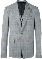 Vivienne Westwood Man checked blazer