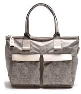 Alviero Martini Women's Grey Polyurethane Handbag.