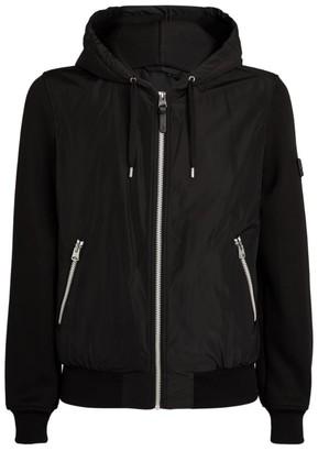 Mackage Hooded Jersey Jacket