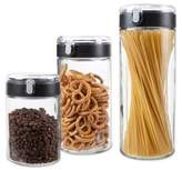 Artland 3-Piece Flip Top Canister Set