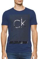 Calvin Klein Jeans Sunshine Crew Neck Tee