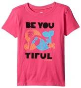 Life is Good Be You Mermaid CrusherTM Tee (Toddler)