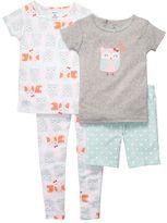 Carter's owl pajama set - baby