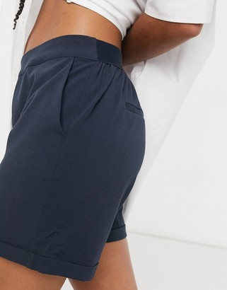 Object Cecile city shorts in blue