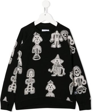 Nununu Tribal Dancers sweatshirt