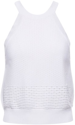 Hilary Macmillan Sleeveless Knit Top