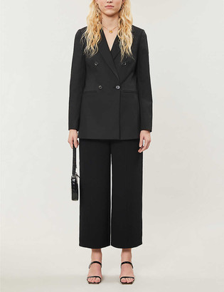 Whistles Aliza double-breasted jacket
