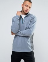 Columbia Klamath Range Ii Sweatshirt Half Zip Fleece In Grey