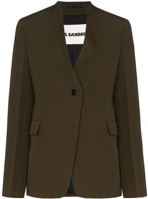 Jil Sander Malcom wool-blend blazer