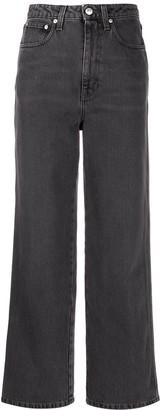 Nanushka Jane wide-leg jeans