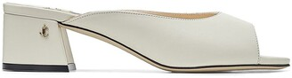 Jimmy Choo Jynx open-toe mules 45mm