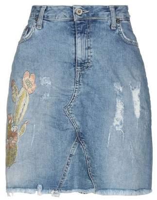 Please Denim skirt
