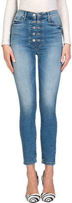 Black Orchid Bridget Double-Button Skinny Jeans