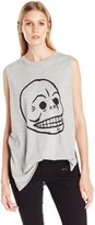Cheap Monday Women's Grip Tank/Skull