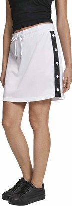 Urban Classics Women's Ladies Track Skirt