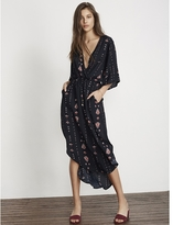 Faithfull The Brand La Luna Maxi Dress