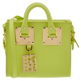 Sophie Hulme Albion Leather Box Tote.