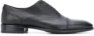 Roberto Cavalli textured oxford shoes