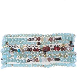 Nakamol Chicago Beaded Multistrand Bracelet