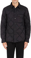 Rag & Bone MEN'S MALLORY DOWN-QUILTED NYLON SHIRTJACKET