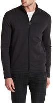 HUGO BOSS Long Sleeve Front Zip Regular Fit Jacket
