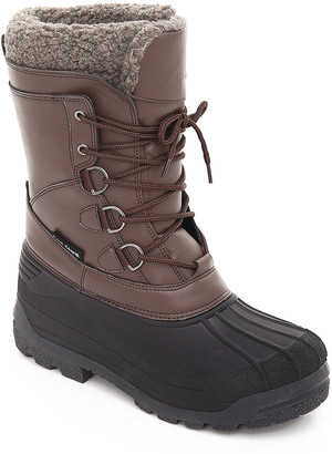Sand Storm Women's Cold Weather Boots Brown - Brown Boot - Women