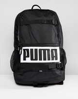 Puma Deck Backpack In Black 7470601