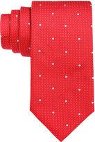 HUGO BOSS Men's Dot Pin Slim Tie